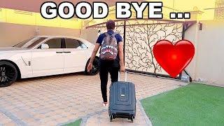 im leaving my family emotional