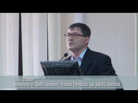 Галин Тиханов. Приключения в мировой литературе: русские формалисты и Михаил Бахтин