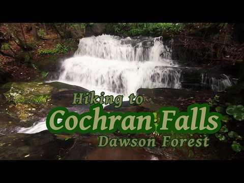 Cochran Falls: Hiking to Georgia's Second Tallest Waterfall | North Georgia Waterfalls