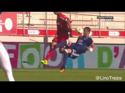Max Gonalons the French Sergio Busquets ● Crazy Skills - Dijon FCO vs Lyon (28/08/2016) ● HD