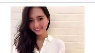 『ミス・オブ・ミス』グランプリ山賀琴子さん、研音所属に 女優へ意欲 ...