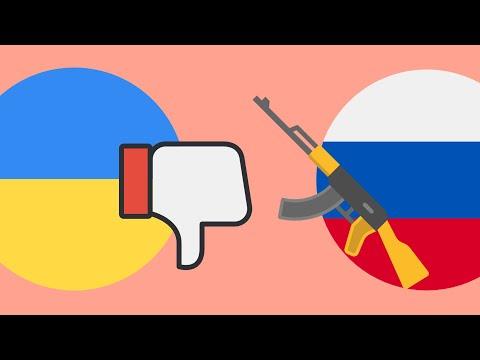 Почему украинцы ненавидят русских?