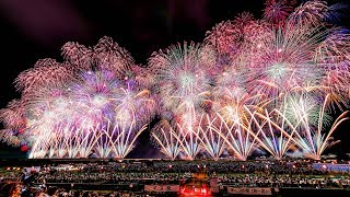 "Best Fireworks Festival ""Nagaoka"" Nigata JAPAN"