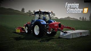 farming simulator 19 Europejski Rolnik odc37 W Końcu sianokosy na poczciwej serii