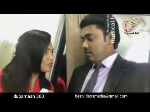 News 7 reporter Keerthana pugalenthi's dubsmash | dubsmash | D360 #8