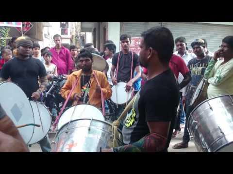 Hyderabadi Style Jalna Dhol Band