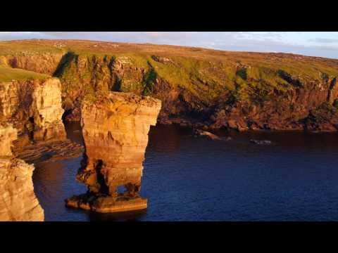 Orkney by Drone
