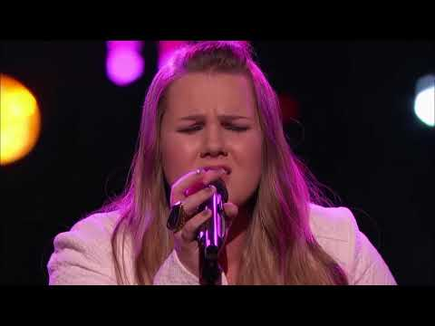 The Voice 2015 Knockout   Shelby Brown   Jesus Take the Wheel