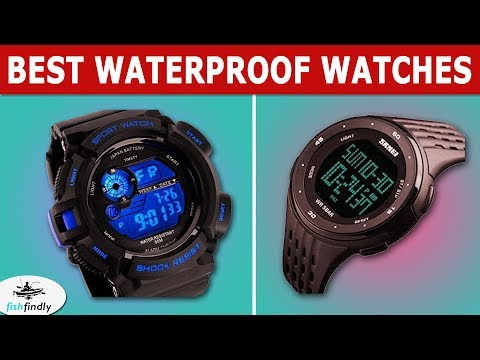 Best Waterproof Watches In 2020 – Fashionable & Affordable!
