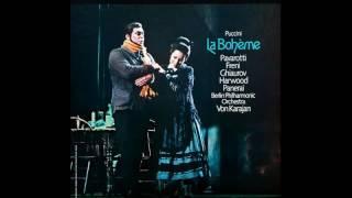 Play La Bohème  Act 1 - Che Gelida Manina