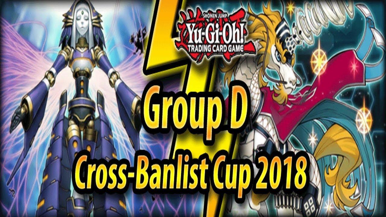 Download Group D - Cross-Banlist Cup 2018!