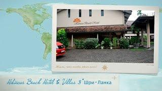 Видео отзыв об отеле Hibiscus Beach Hotel & Villas 3*, Шри-Ланка(Отзыв туристов об отеле на Шри-Ланке (Калутара) Hibiscus Beach Hotel & Villas 3* Удобно расположенный в районе для посещен..., 2016-04-12T19:27:02.000Z)
