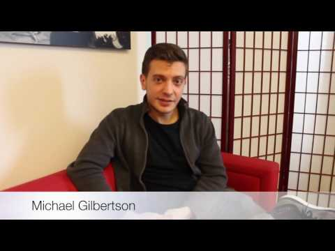Michael Gilbertson talks about his First String Quartet
