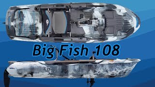 3 Waters Big Fish 108 Pedal Drive: First Look