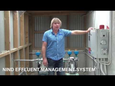Effluent Management on NZ Dairy Farms - Nind Dairy Services