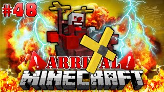 GYROCOPTER BOSS - Minecraft Arrival #048 [Deutsch/HD]