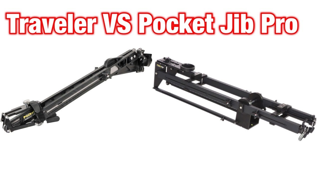 Kessler Crane Pocket Jib Pro & Traveler Review