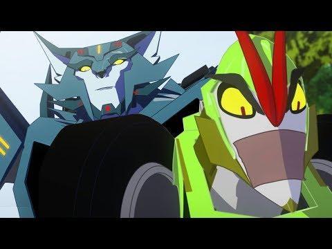 Çizgifilm Transformers Türkçe. Gizlenen Robotlar 21