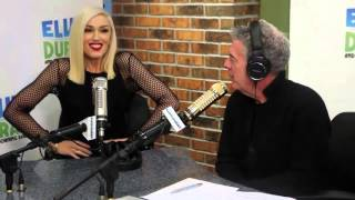 gwen stefani on forgiveness and used to love you   elvis duran show