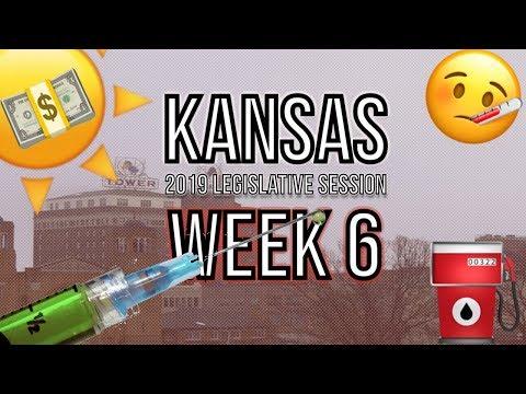 Weeks 6 Kansas Legislature Recap 2019: Solar panels, death penalty, insurance, and more.