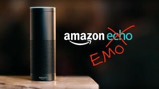 Amazon Echo - Emo Edition (READ THE DESCRIPTION)