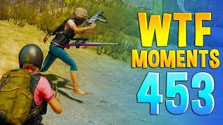 PUBG Daily Funny WTF Moments Highlights Ep 453