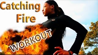Catching Fire WORKOUT | Scola Dondo