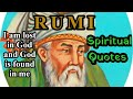 Maulana Rumi  R.A Quotes / ( Read by Nuzhat ul Saba) Gift of Love❤️English/ Quotes in description ⬇️