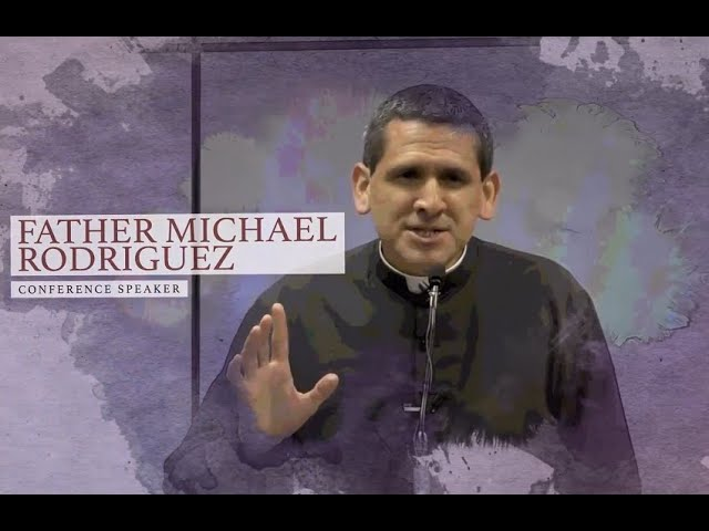 Satan's Ultimate Revolt Against God - Father Michael Rodriguez