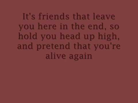 pretend You're Alive by Lovedrug