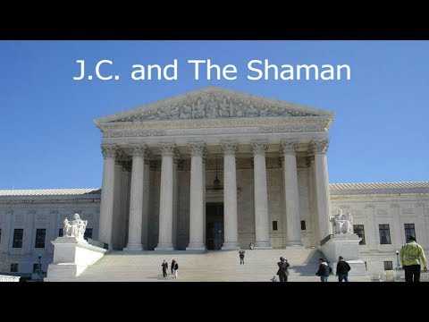 JC and Shaman 2 - Use of the legal Person, how to file a claim as man the proper way