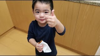 Best Kids Reactions to a Lechon Vlog 75