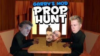 BUTELKA NA STOLE | GARRY'S MOD: PROP HUNT #93