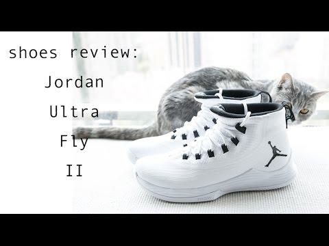 不负责球鞋評測:Ultra Fly 2