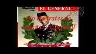 Download lagu No Me Trates De Engañar El General y Anayka