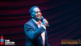 Brian Stokes Mitchell, Norm Lewis, Maureen McGovern - Broadway Backwards 2015