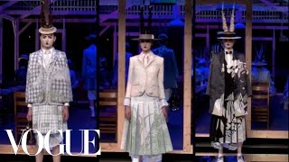 Thom Browne Spring 2016 Ready-to-Wear