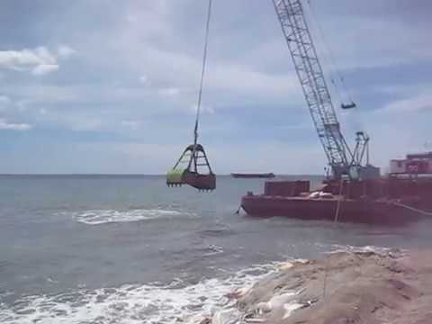 Dredger Grab, Clamshell Grab