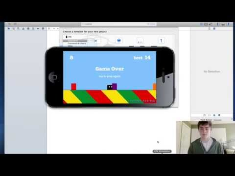 2D iPhone Game Programming Tutorial - 1 - Introduction and Setting Up Xcode
