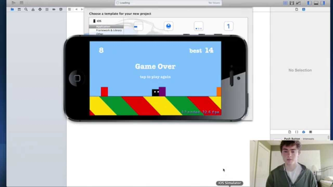 2D iPhone Game Programming Tutorial - 1 - Introduction and