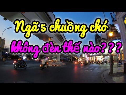 Đường Nguyễn Kiệm, Ngã Năm Chuồng Chó quận Gò Vấp sẻ ra sao khi không có đèn đường