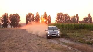 FDW - Урок 10 - Езда по грунтовым дорогам - курсы экстремального вождения FDW