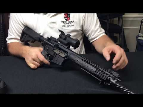 LWRCI Individual Carbine Enhanced and Silencer Co Suppressor