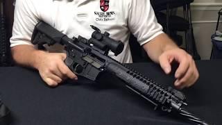 LWRCI Individual Carbine Enhanced and Silencer Co Suppressor