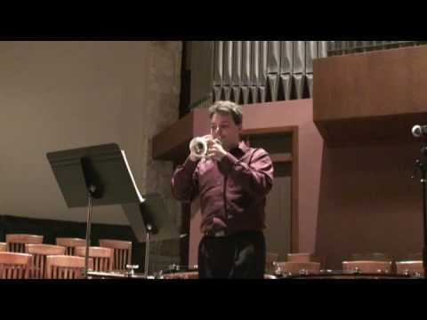 Stanley, Trumpet Voluntary for Piccolo Trumpet and Organ