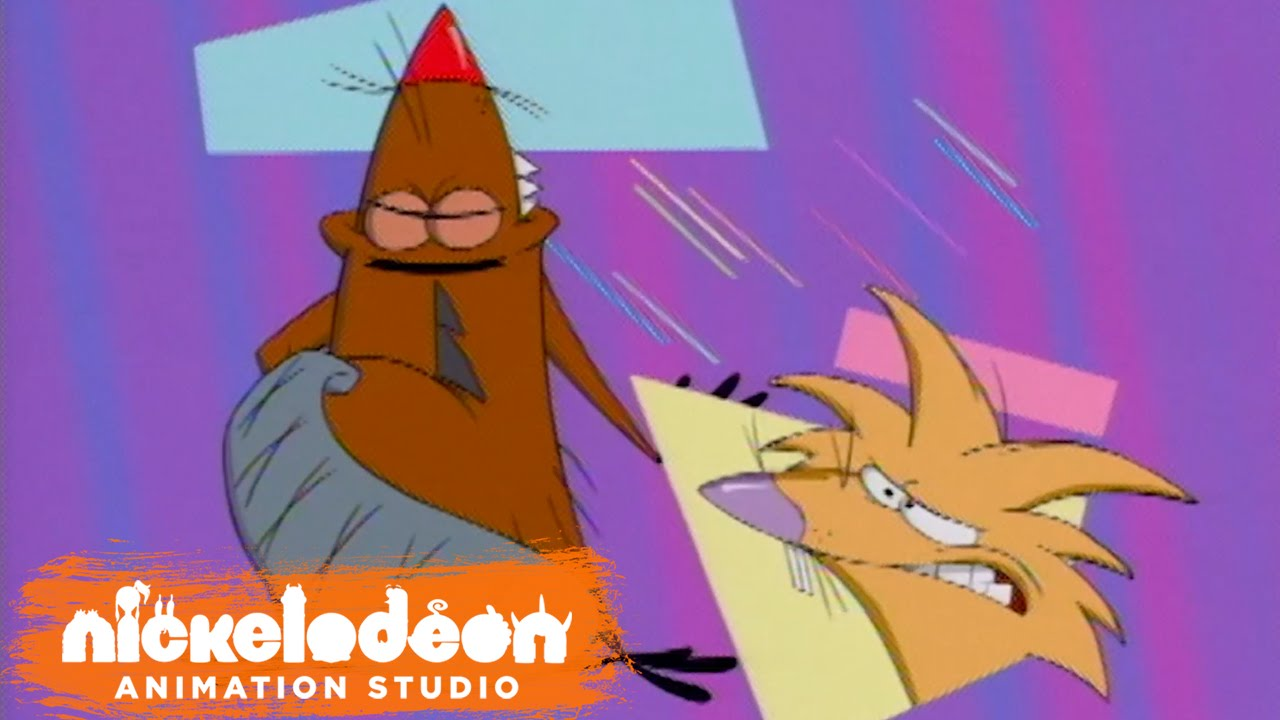 the angry beavers theme song hq episode opening credits nick