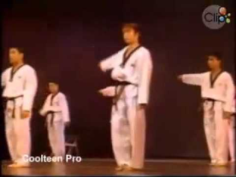 Kieunu.info   Taekwondo bieu dien   Tuyet dinh Kungfu   Clip vn