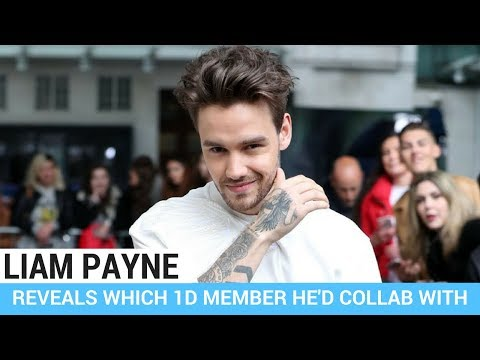Liam Payne Reveals Which One Direction Member He'd Collab With