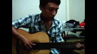Lắng nghe nước mắt - Guitar Cover