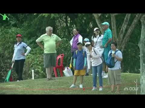 2017 LET ~ Ladies European Thailand Championship ~ Final Round ~ Part 1/3